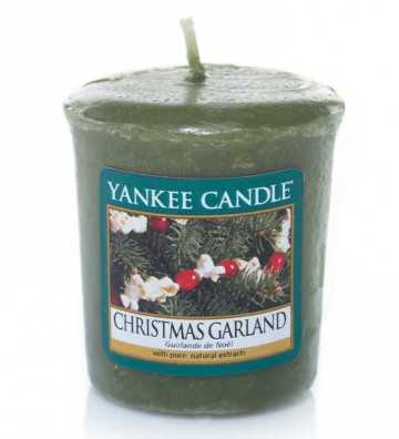 Guirlande de Noël - Votive Yankee Candle - 1