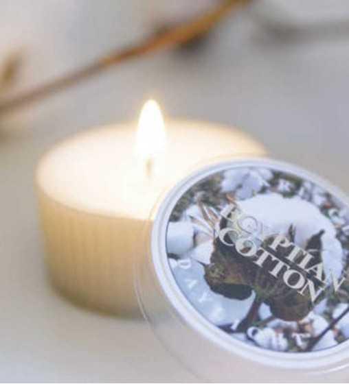 Votive Daylight Warm Cotton Kringle - 1