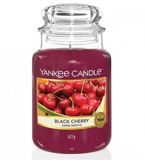Cerise Griotte - Grande Jarre Yankee Candle - 1