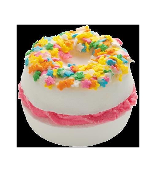 Raspberry Pav-Lover - Boule de Bain Bomb Cosmetics - 1