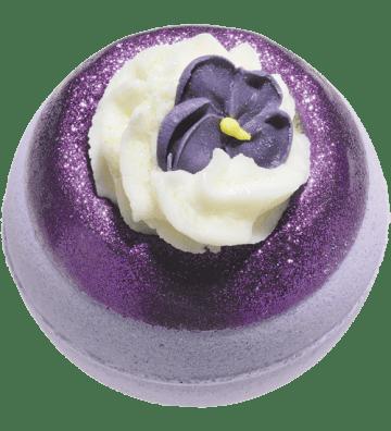V for Violet - Boule de Bain Bomb Cosmetics - 1