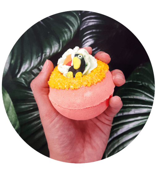 Toucan Tango - Boule de Bain Bomb Cosmetics - 2