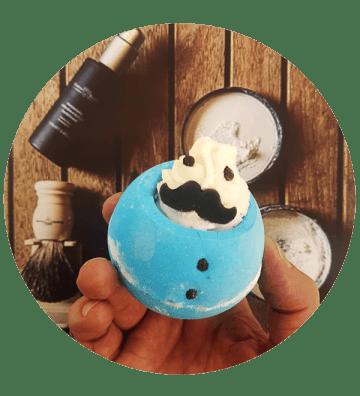 Sir Fizzalot - Boule de Bain Bomb Cosmetics - 2