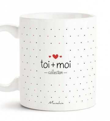 Bonjour Mon Amour - Mug Manahia - 2