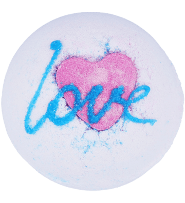 All You Need is Love - Boule de Bain Bomb Cosmetics - 1