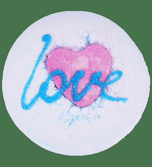 All You Need is Love - Boule de Bain Bomb Cosmetics - 1