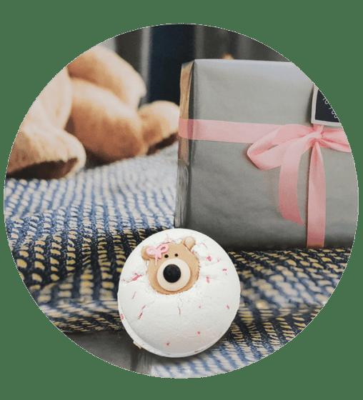 Bear Necessities - Boule de Bain Bomb Cosmetics - 2
