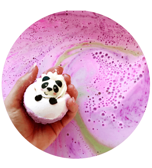 Bear with me - Boule de Bain Bomb Cosmetics - 2