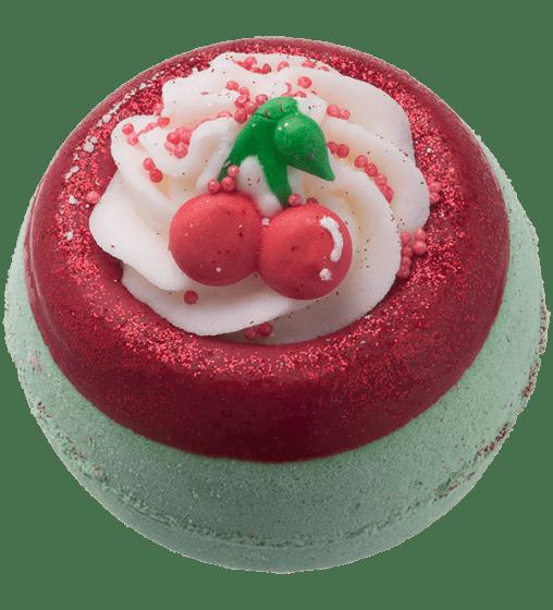 Cherry on Top - Boule de Bain Bomb Cosmetics - 1