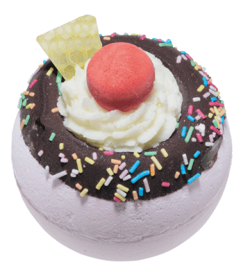Move Over Pavlova - Boule de Bain Bomb Cosmetics - 1
