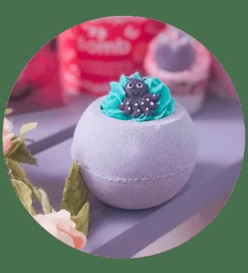 Let's get Kraken - Boule de Bain Bomb Cosmetics - 2