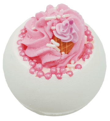 Ice Cream Queen - Boule de Bain Bomb Cosmetics - 1