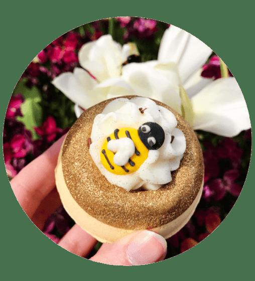 Honey Bee Mine - Boule de Bain Bomb Cosmetics - 2