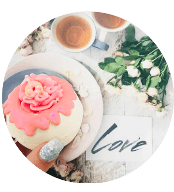 Glazy for You - Boule de Bain Bomb Cosmetics - 1
