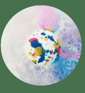 Five Colours In Her Hair - Boule de Bain Bomb Cosmetics - 2