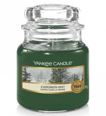Sapins dans la Brume - Petite Jarre Yankee Candle - 1