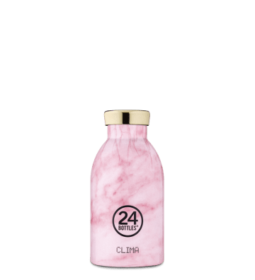 Bouteille Marble Pink - 330ml