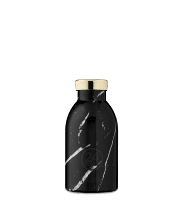 Bouteille Marble Black - 330ml