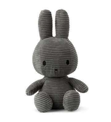 Lapin Miffy Gris Petit modèle - 1