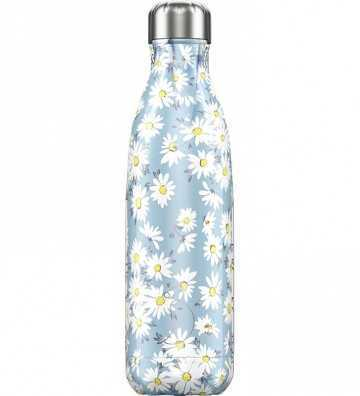 Bouteille Floral Daisy - 750ml Chilly'S Bottle - 1