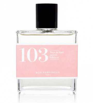 Eau de parfum 103 : fleur...