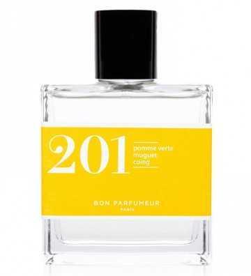 Eau de parfum 201 : pomme verte / muguet / coing Bon Parfumeur - 1