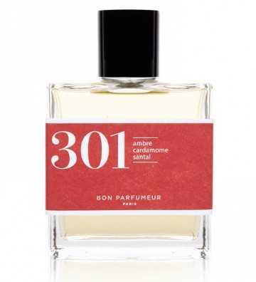 Eau de parfum 301 : santal / ambre / cardamome Bon Parfumeur - 1