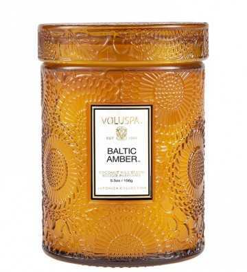 Baltic Amber - Moyenne Bougie Voluspa - 1