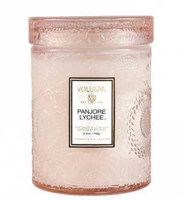 Panjore Lychee - Moyenne Bougie Voluspa - 1