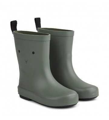 Bottes de pluie caoutchouc Lapin Vert Liewood - 1