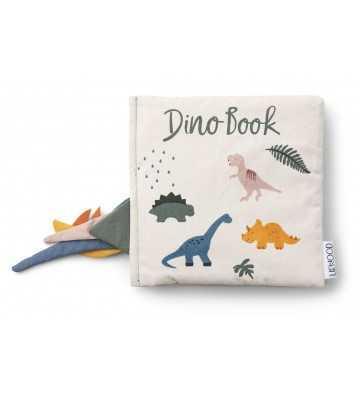 Livre tissu Dinosaures Liewood - 1