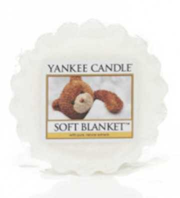 Couverture Douce - Tartelette Yankee Candle - 1