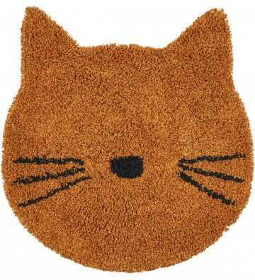 Tapis Chat Moutarde Liewood - 1