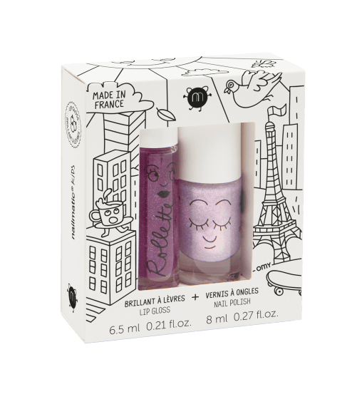 Duo Rollette + Vernis Lovely City