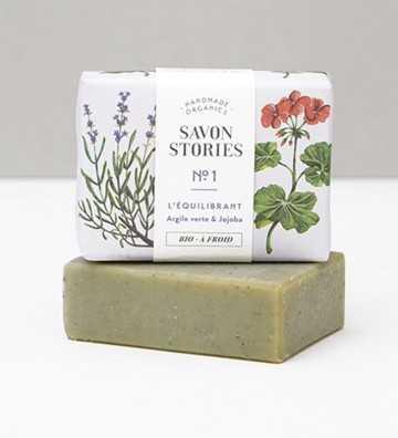 L'Équilibrant - Savon Bio Savon Stories - 1