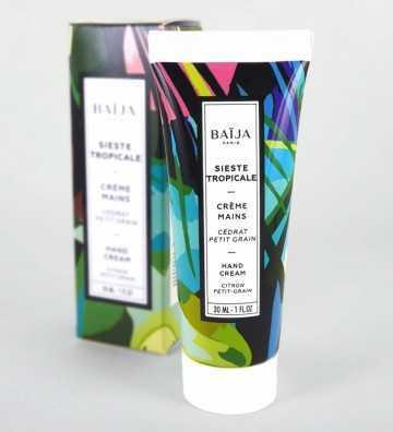 Sieste Tropicale • Crème mains Baïja - 1