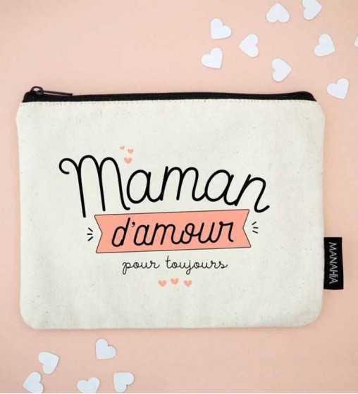 Maman d'Amour - Pochette Manahia - 1