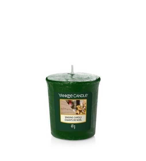Chants de Noël - Votive Yankee Candle - 1