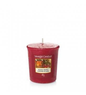 Cheminée de Noël - Votive Yankee Candle - 1