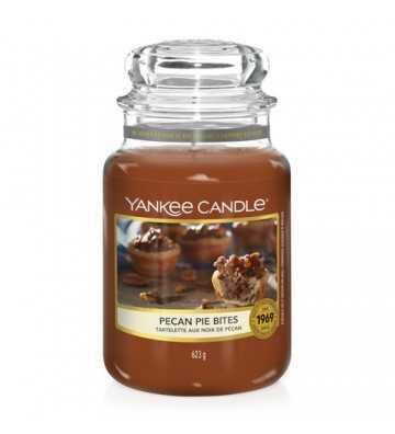 Tartelette aux Noix de Pécan - Grande Jarre Yankee Candle - 1