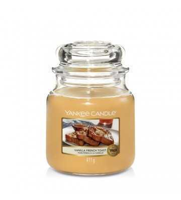 Pain Perdu à la Vanille - Moyenne Jarre Yankee Candle - 1