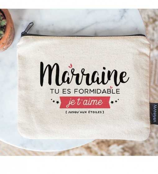 Marraine Tu es Formidable - Pochette Manahia - 1
