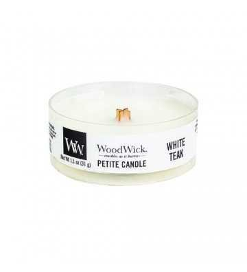 Teck Blanc - Petite Candle Wood Wick - 1