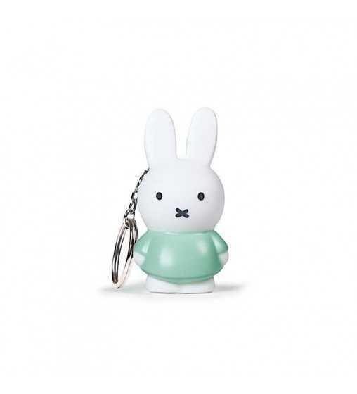 Porte clé Miffy Bleu