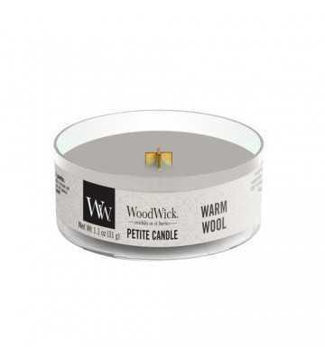 Douceur de Laine - Petite Candle Wood Wick - 1