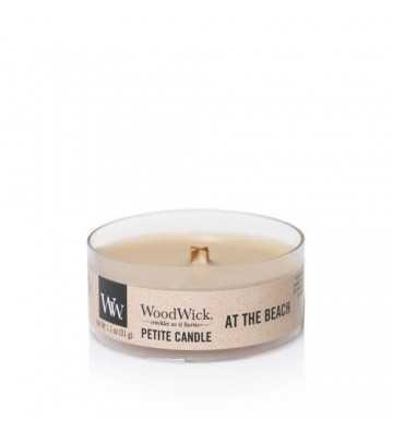 A la plage - Petite Candle Wood Wick - 1