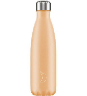 Bouteille Pastel Orange - 500ml Chilly'S Bottle - 1