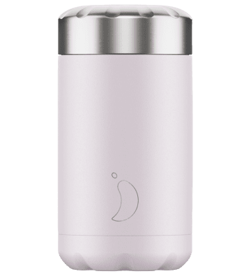 Lunchbox Blush Violet - 500ml Chilly'S Bottle - 1