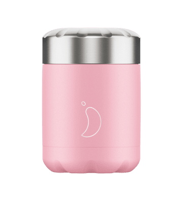 Lunchbox Pastel Rose - 300ml Chilly'S Bottle - 1