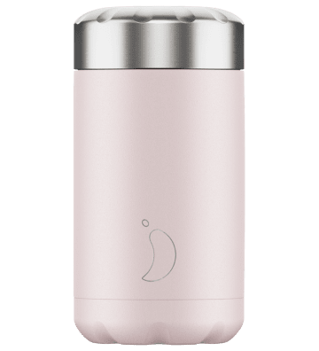 Lunchbox Blush Pink - 500ml Chilly'S Bottle - 1